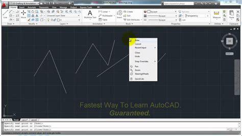 tutorial guide autocad 2011 autocad 2011 tutorial 02 youtube