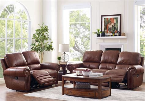 light brown living room rossi light brown power reclining living room set from new
