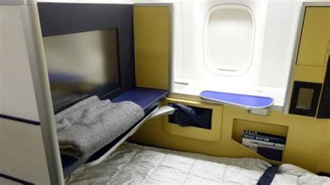 flight review ana  er  class tokyo  york