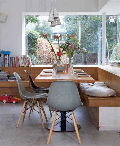 table avec banc cuisine banc de cuisine contemporain en 30 id 233 es pour le coin repas