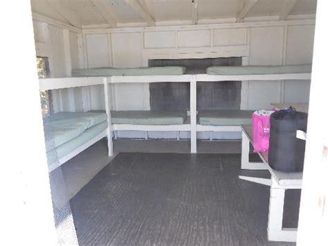 Cayo Costa Cabins by 6 Person Bunk Cabin Interior Picture Of Cayo Costa State