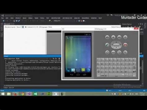 xamarin tutorial webview webview videolike