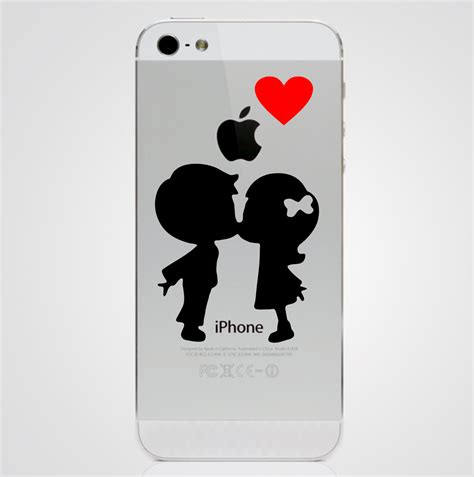 Sticker Iphone 4 iphone 5 sticker decal by decalplaza