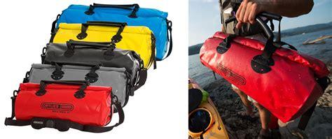 Ortlieb Rack Top Bag by Top 5 Best Waterproof Duffel Bags Medium And Large Bags