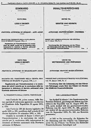 ufficio patenti bolzano cenni storici corpo permanente dei vigili fuoco