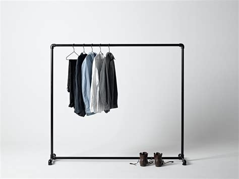 Hanging Rack hanging clothes rack clothing rack shelf chrome metal hang clothes rack excellent