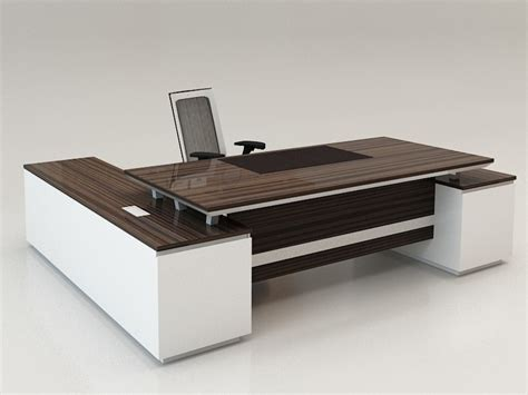 Modern Executive Office Desk Modern Executive Office Modern Furniture Desk