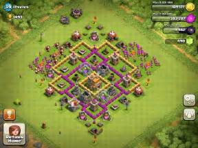 Top clash of clans defense strategy town hall level 7 phoneresolve