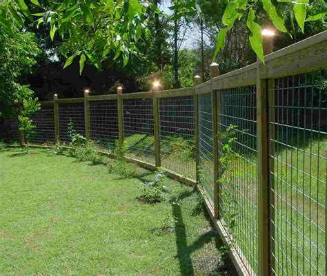 fence ideas for large yard 25 ideas for decorating your garden fence diy garden fences wildlife and