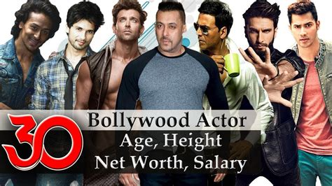 actor height bollywood bollywood actors 30 best bollywood actor s age height