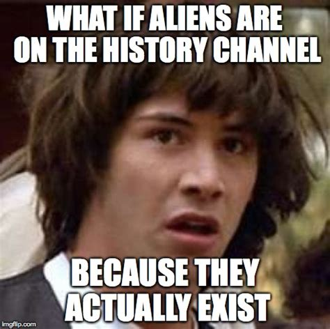 Meme Generator History Channel - because why else would giorgio be on the history channel
