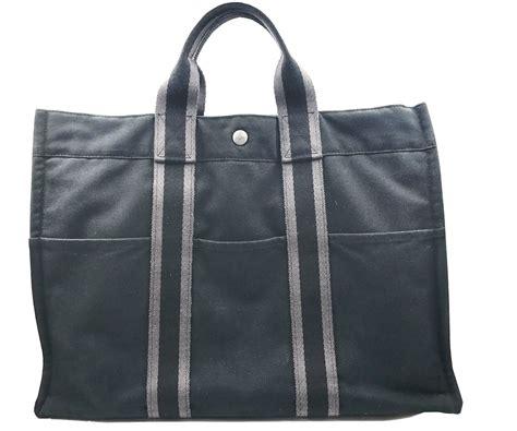 Restock Lv Tote Mini 2in1 1 hermes black fourre tout mm tote bag lar vintage