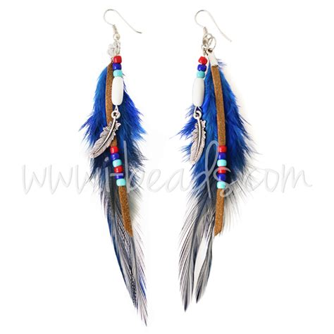 how to make feather jewelry feather earrings diy i