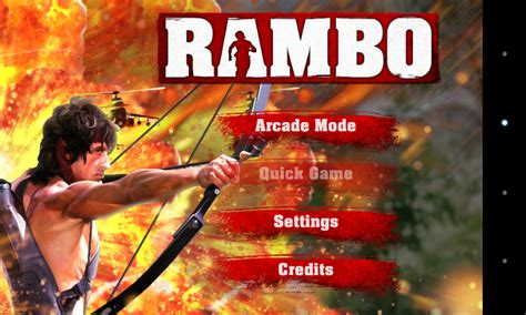 film rambo telecharger rambo jeux pour android t 233 l 233 chargement gratuit rambo