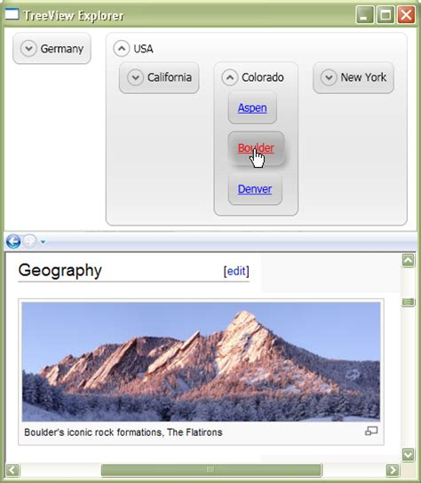 xaml page layout advanced custom treeview layout in wpf codeproject