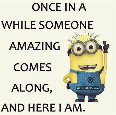 amazing funny minion quote pictures   images  facebook tumblr pinterest