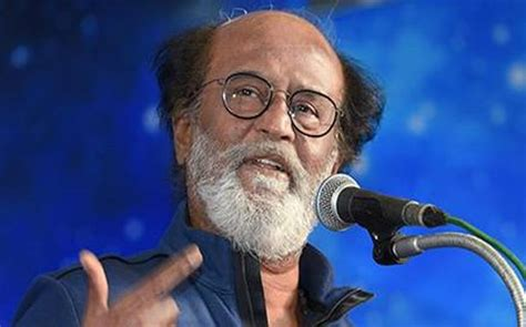 lederstühle rajini admits that he is holding talks with political