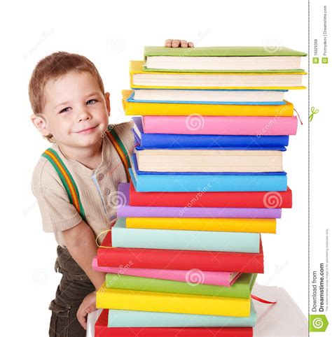 libro id die for you pila de la lectura del ni 241 o de libros fotos de archivo libres de regal 237 as imagen 16929368