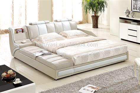 King Size Mattress Malaysia by China Muebles De Dormitorio King Size Cama Mesita De Noche