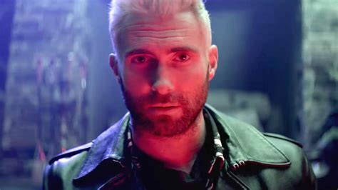 Adam Levine Cribs by Cold Adam Levine Goes On An Acid Trip In Maroon 5 S New