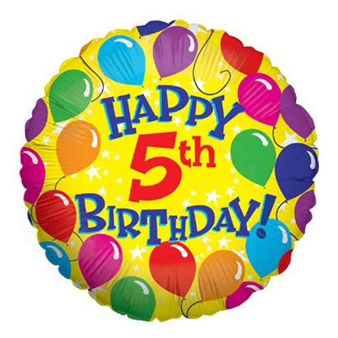 Happy 5th Birthday Wishes To My Happy Sparkling 5th Birthday To Xcitefun Net Forum