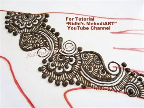 henna tattoo tutorial for beginners best diy arabic mehndi henna designs for back
