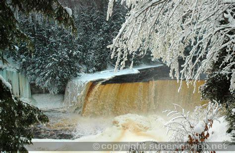 Tahquamenon Falls State Park Cabins by Curtis Michigan Photos