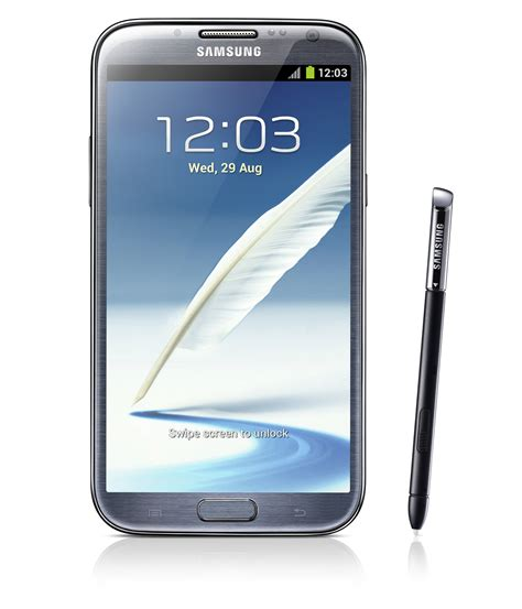 samsung s galaxy note ii bigger screen runs on jelly