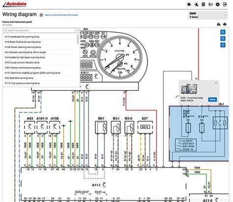 autodata wiring diagrams autodata uk