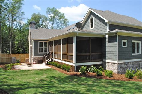 house plans with screened back porch porches and decks gardenweb ask home design