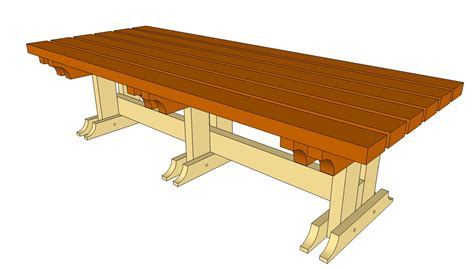 free wood bench plans pdf diy images of bench plans free downloadable download