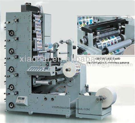 printable label machine 320 printing cylinder for label flexo printing machine