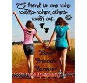 Download Girl Friend Best Forever  Saying Quote