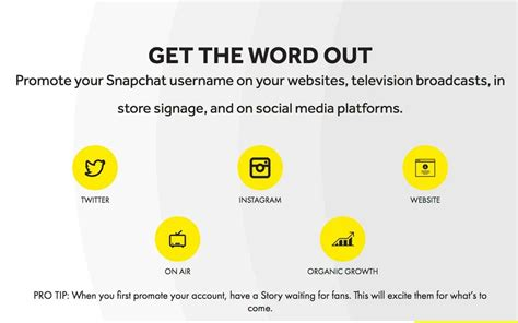 Getting The Word Out by Snapchat Pitch Deck A Teardown Of Their Business Deck