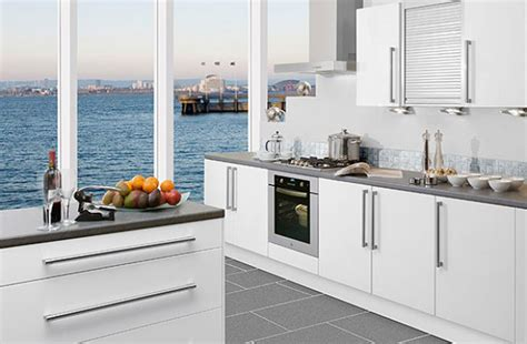 prepared  build beautiful white kitchens