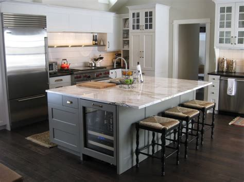 great kitchen islands great kitchen with calcatta marble island and soapstone countertops kitchen pinterest