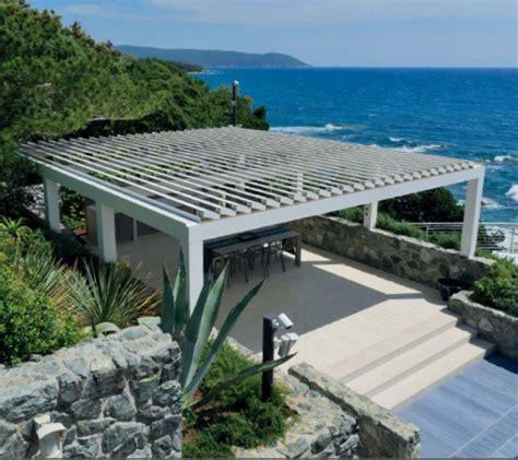 Mobiles Terrassendach by Lamellend 228 Cher Als Verstellbare Pergola