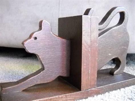 Handmade Wooden Bookends - 102 best book ends images on bookends desk