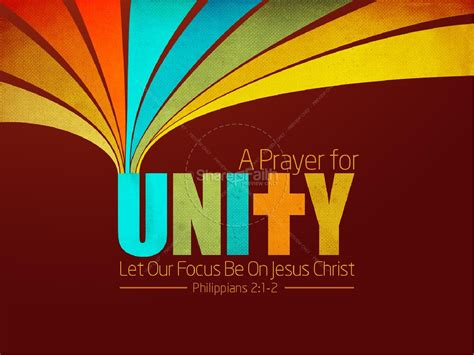 unity template christian unity powerpoint template powerpoint sermons