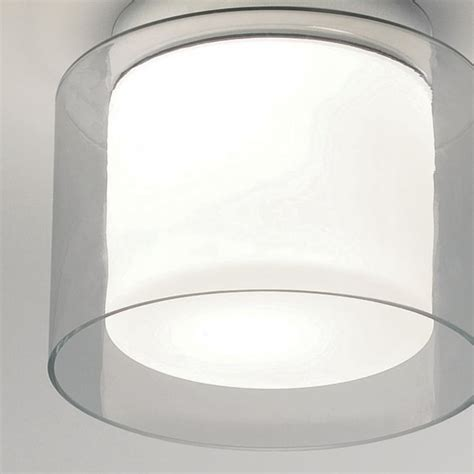 sabina bathroom ceiling light 7024 the lighting superstore astro 1635 0963 arezzo 7024 sabina ceiling light spare white glass
