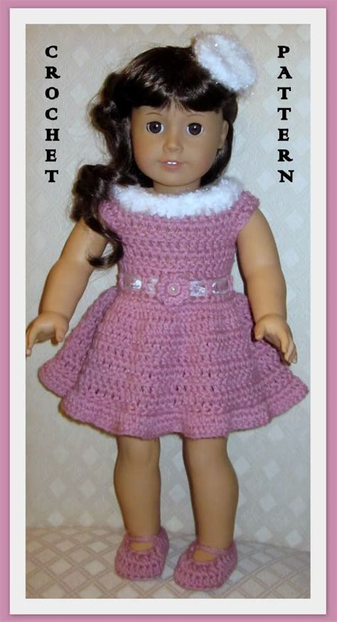 18 inch doll clothes knitting patterns free 17 best images about 18 inch doll crochet on