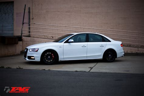 Audi Verarsche by White Lightning 2013 Audi S4 On 19 Quot Hre P43sc Stoptech S
