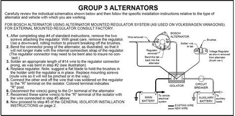 sure power multi battery isolator wiring diagram digitalweb