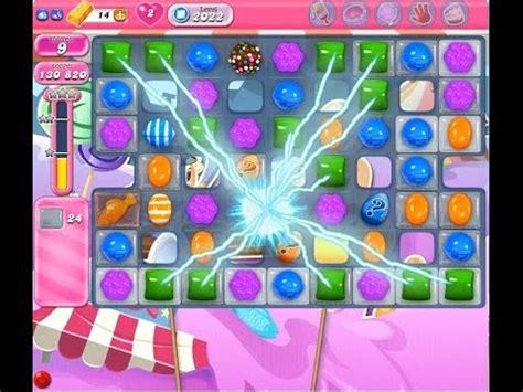 candy crush saga level 2022 no boosters youtube