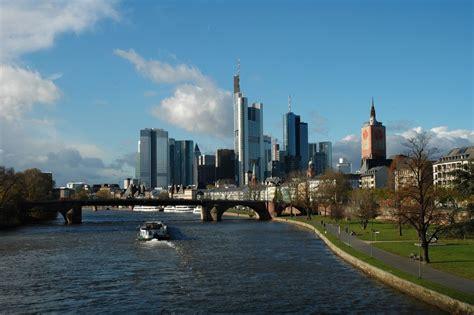 imagenes de invierno en alemania clima de frankfurt guia de alemania