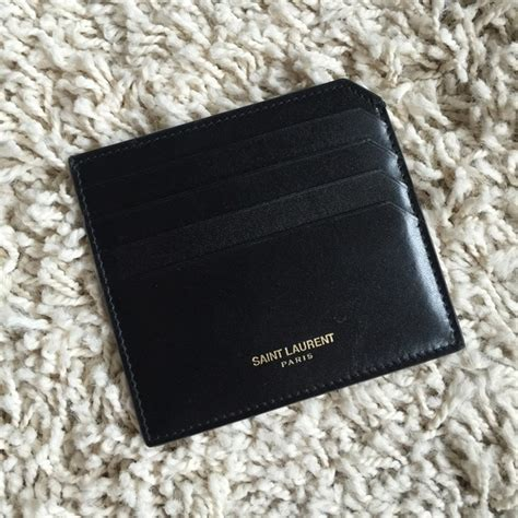Yves Laurent Fuschia Card by Ysl Card Holder Womens Ysl Clutch Sale Uk