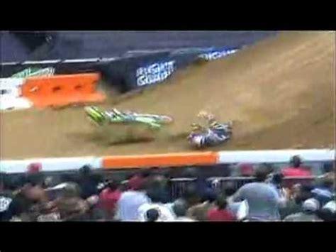youtube motocross freestyle horrible crash of jeremy lusk and other terrible freestyle