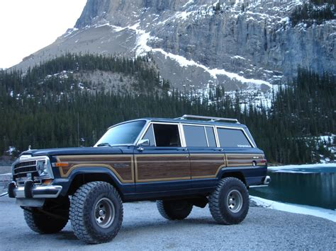 jeep wagoneer lifted my quot overland quot waggy overland canada forums overlanding