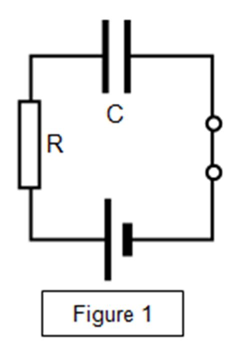 capacitor discharge physics schoolphysics welcome