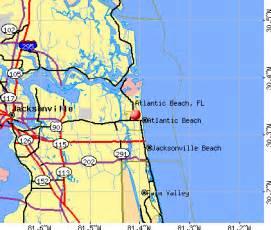 florida atlantic map atlantic florida fl 32233 profile population